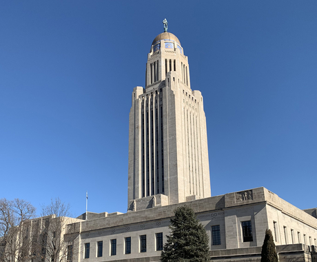 Nebraska capital building