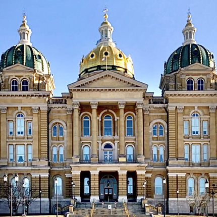 Iowa Capitol Building